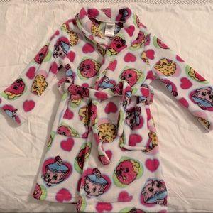 Shopkins bathrobe
